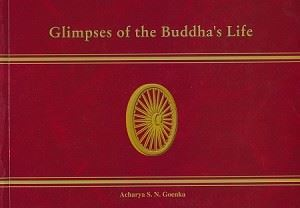 Picture of Glimpses of the Buddha's Life