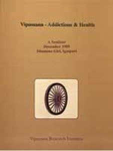Picture of Vipassana: Addiction & Health