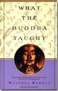 Picture of What The Buddha Taught
