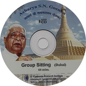 Picture of Group Sitting, Dubai (Hindi/English, Short Instructions)