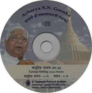 Picture of Group Sitting, Mumbai (Hindi, Long Instructions)