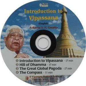 Picture of Introduction To Vipassana