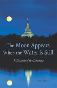 Picture of The Moon Appears When the Water is Still