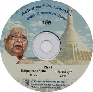 Picture of Sutta Chanting, Vol1, 5 CDs